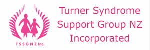Turner Syndrome Support Group Logo